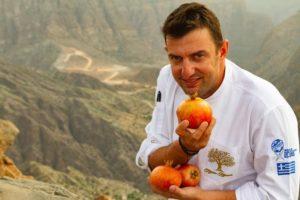 Niko Koulousias © Anantara Al Jabal Al Akhdar Resort